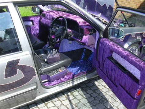 Crushed Velvet Interior friday vo lo vo stance is everything