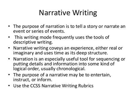 Rhetorical Mode Essay Exles by Writing Rhetorical Modes