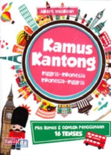 bukukita kamus kantong inggris indonesia indonesia