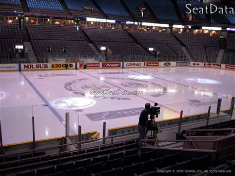 rexall place sections edmonton oilers rexall place section 120 rateyourseats com