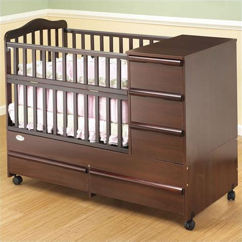 Mini Crib Combo Baby Cribs Find The Crib For Your Nursery Cymax At Discount Sale Prices