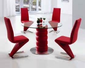 dining room contemporary round glass dining table round red hook pecan 4 pc rectangle dining room dining room