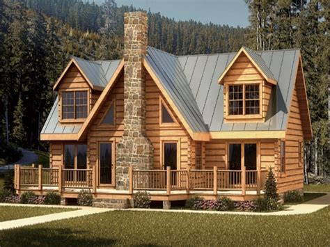 small log home plans best small log home plans