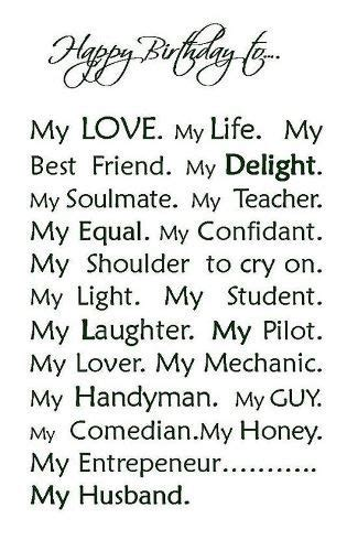 my husband my soulmate happy birthday my quotes for him who is my
