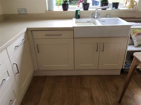 ikea kitchen units adel cream  west wickham london