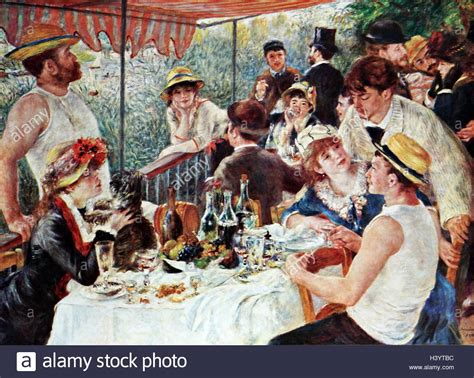 luncheon of the boating party download painting titled luncheon of the boating party by pierre