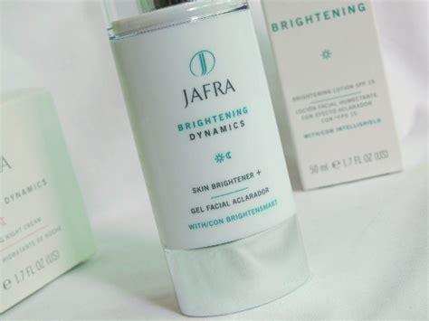 Serum Jafra jafra brightening dynamic skin brightener review fashion lifestyle