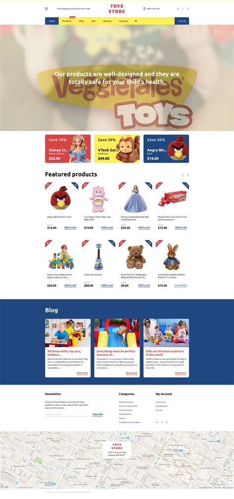 shopify themes toys baby toys shopify theme