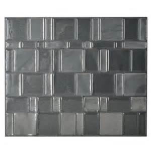 Smart Tiles Mosa K 11 55 X 9 65 Peel Amp Stick Mosaic