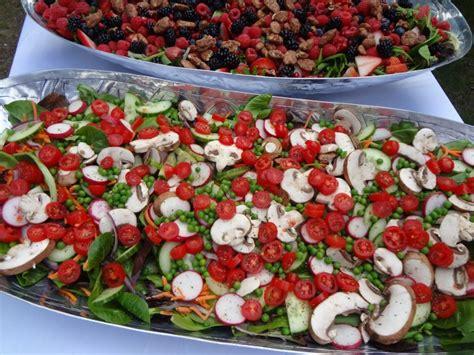 Garden Vegetable Salad Gourmet Salads