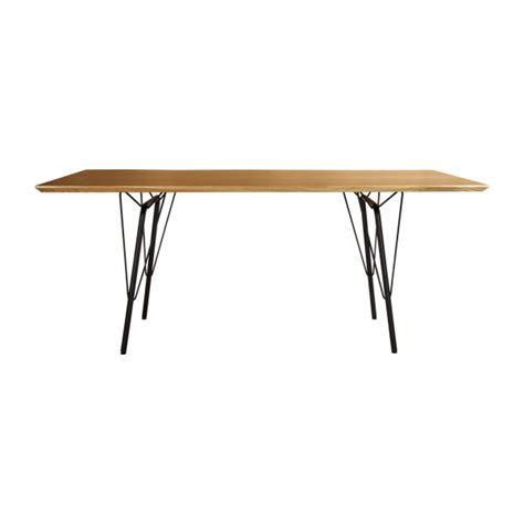 table de cuisine habitat el tables de cuisine naturel bois habitat