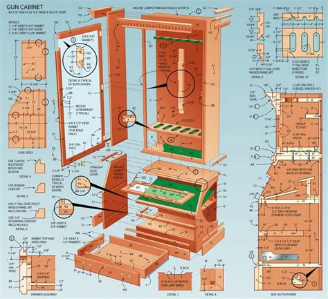 woodwork woodworking plans display case  plans