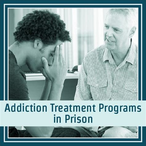 Detox Programs For Addiction by Addiction Treatment Programs In Prison