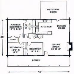 One Story Cabin Plans 187 Single Floor Log Home Plans