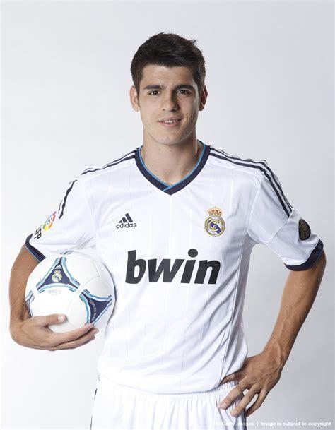 #madridistas2012: Álvaro Morata   VAVEL.com