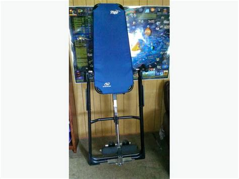 inversion bed inversion bed teeter f9000 victoria city victoria