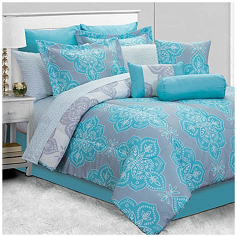 big lots bedding sets view dan river 174 deluxe queen 16 piece bed in a bag 174 deals