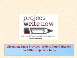 Best Time To Do Mba In India by 9 Ebranding India Provides The Best Data Collection For