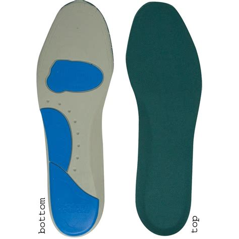 cowboy boot insoles shop justin work boot insoles