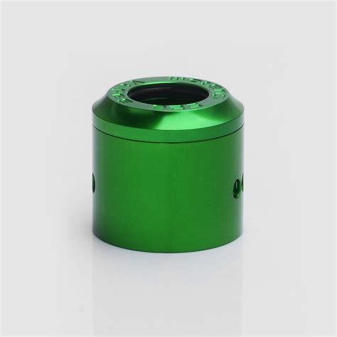 Goon Rda 24 Sleeve Authentic authentic 528 customs 24mm goon rda green gloss top cap sleeve