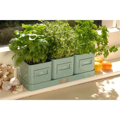 kitchen herb planter indoor herb planter eatwell101 indoor herb pots inside pinterest herb pots kitchen