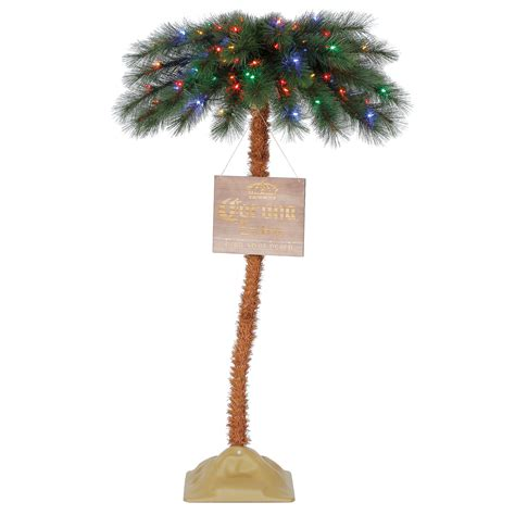 sound activated tree lights corona 5 commercial palm tree led pre lit artificial