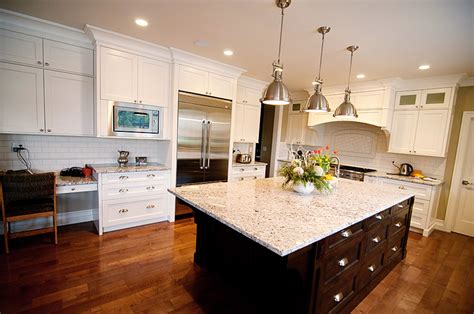 Kitchen Island Without Top Artisan Crafted Dream Kitchen Hi Design