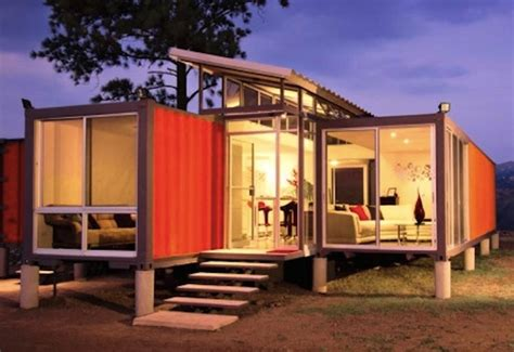 build this beautiful shipping container house for only