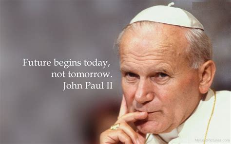 Pope Paul Ll Quotes pope paul ii god pictures