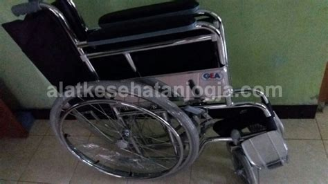 Jual Kursi Roda Di Yogyakarta Kursi Roda 187 Kursi Roda Ban Hidup Pneumatic Tyre Jual Alat Kesehatan Jogja Tensimeter