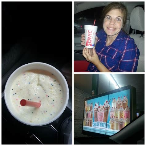 birthday cake shake sonic celebrate everyday with the new sonic cake shakes 25