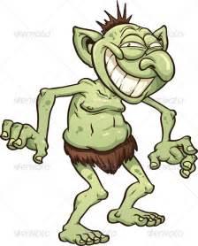 stock vector graphicriver cartoon troll 5128280