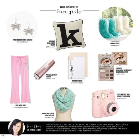 holiday gift guide 2015 girl power cool hunting 16 best photos of tween girl christmas gift ideas