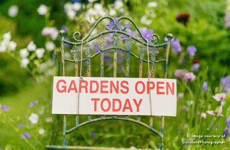 Open Garden by Shere Open Gardens