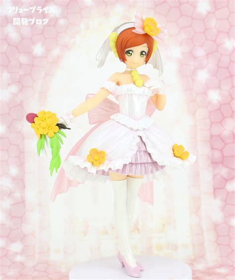 Furyu Hoshizora Rin Wing Bell Ver live school idol project hoshizora rin wing bell ver by furyu painted prototype