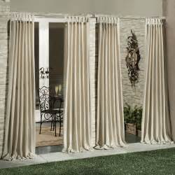 Outdoor Waterproof Curtains Patio Wall Dining Table Outdoor Patio Curtain Panels Weatherproof Curtains For Porch Interior
