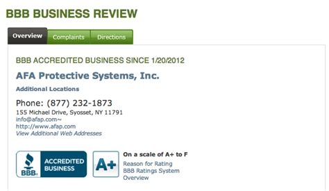afa protective systems inc reviews real customer reviews
