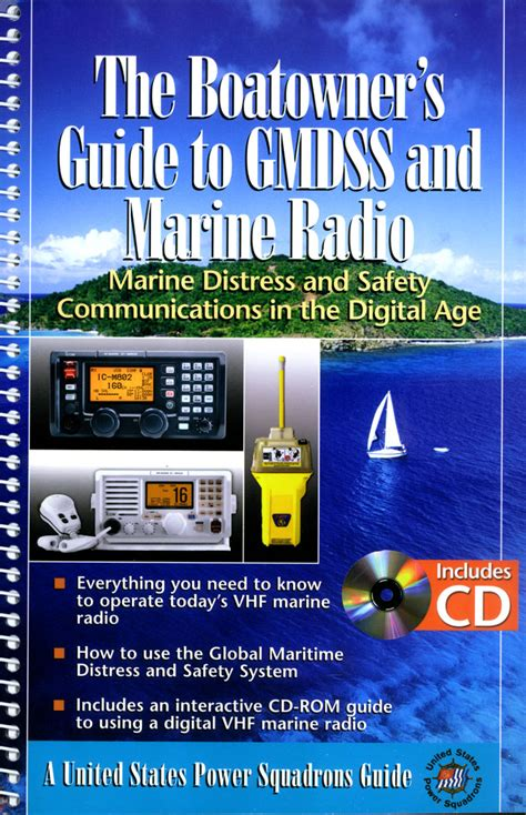gmdss a user s handbook books the boatowner s guide to gmdss and marine radio