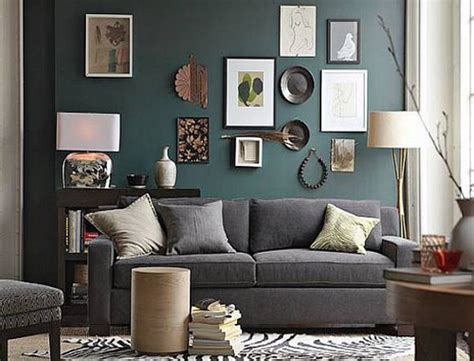 Decorating your home interior design with living room color