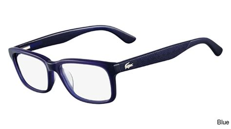 buy lacoste eyewear l2672 frame prescription eyeglasses