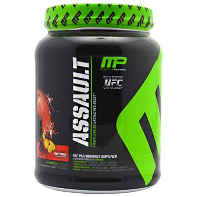 Suplemen Fitness Mp Assault Musclepharm 30 Serving Suplemen For 370rb 085642299885 musclepharm assault suplemen fitness bpom resmi
