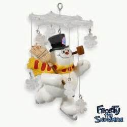 hallmark keepsake 2018 frosty fun decade lounging snowman dated christmas ornament a magical of snow frosty the snowman 2010 hallmark keepsake ornament home