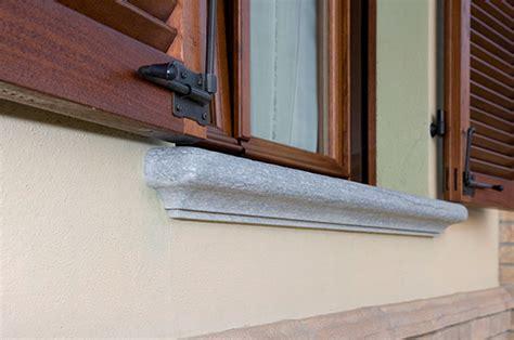 davanzale in pietra scale in pietra naturale balconi e davanzali su misura
