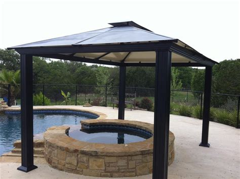 Outdoor Patio Sun Shade Metal Gazebo You Will Love To Have Decorifusta
