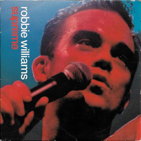 supreme robbie robbie williams supreme cd at discogs