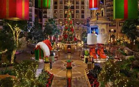 christmas at gaylord palms orlando tickets hotels packages