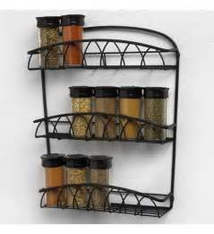 Spice Rack Wall Mounted Spice Rack In Spice Racks