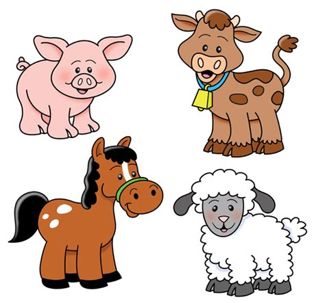 Farm Animals Clipart sad clipart farm animal pencil and in color sad clipart