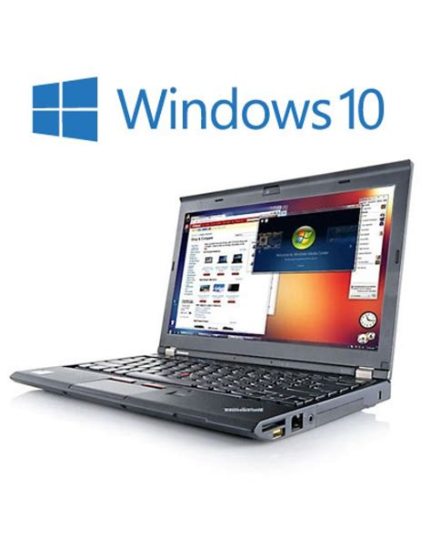 Laptop Lenovo I5 Second lenovo thinkpad x230 laptop i5 2 60ghz 3rd 16gb ram 1tb hdd warranty windows 10