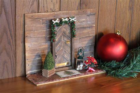 holiday elf door christmas craftssewing elf door